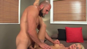 Hairy pussy mature butt sex in HD