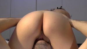 Swedish amateur pussy eating HD