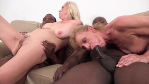 Young granny fucked by Joachim Kessef