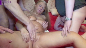 Big boobs Rosella Extrem deepthroat XXX video