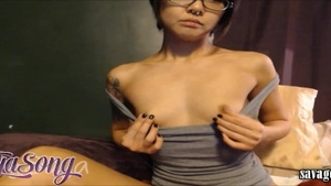 Petite babe wishes pussy sex