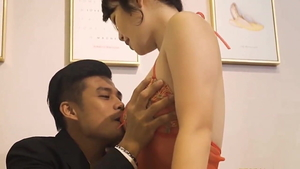 Sucking dick starring chinese female