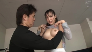 Hard sex huge boobs asian mature in stockings