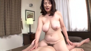 Sex escorted by hairy asian stepmom