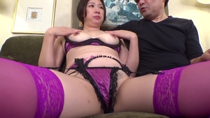 Hardcore sex along with hairy asian married chick