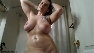 Chloe Lamb is big boobs mature