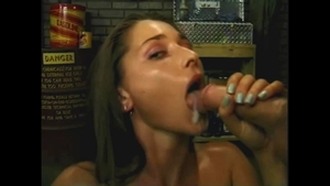 Small boobs brunette desires sex in HD