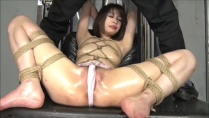 Exotic chick asian brunette wants uncensored BDSM HD