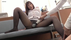 Asian helps with fetish hard ramming HD