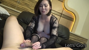 Inked in sexy stockings uncensored feet fetish