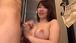 Asian brunette creampie at castings HD