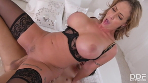 Eva Notty with Mick Blue raw gets plowed