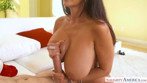 Hawt MILF receives doggystyle in HD