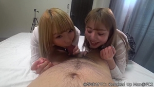 Horny asian chick goes in for real sex