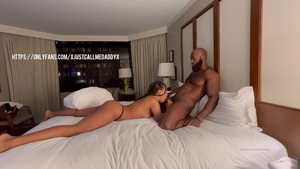 Big ass passionate amateur homemade cumshot in hotel