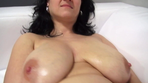 Huge tits & hawt pawg fucked hard at the castings