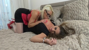 Stepmom Cathy Heaven playing with toys XXX video HD