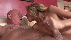 Taboo pussy sex starring naked blonde hair