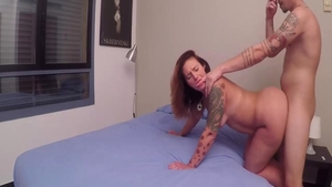 Amateur homemade sex with toys in public