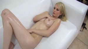 At the casting sweet czech HD