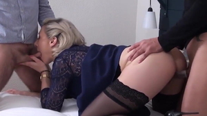Julie Holly double penetration video
