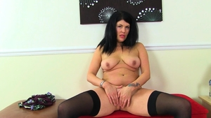 British mature wishes fingering in HD