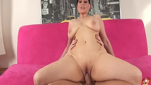 Hot european amateur crazy fucking at casting