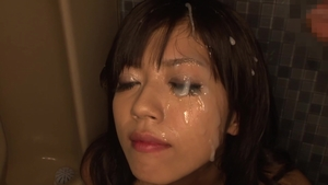 Exotic woman asian lusts crazy cumshot in HD