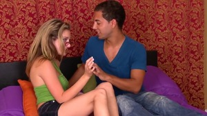 Stepmom Taylor Dare feels like the best sex in glasses