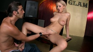 Slamming hard together with kinky russian blonde Mandy Dee