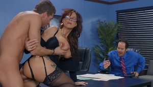 Brazzers Network - Syren De Mer doggy style