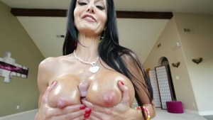 Rough nailing among big tits Ava Addams