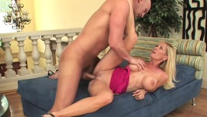 Big tits stepmom fucking in the ass