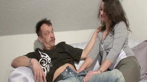 Deutsch couple need gets raw real fucking