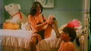 Vintage french hairy group sex