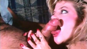 Vintage whore busty jumping on a dick