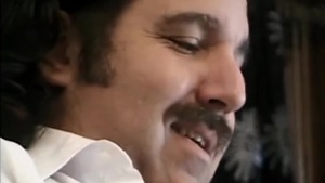 Vintage Ron Jeremy does what shes told