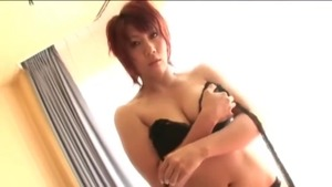 Big tits japanese celebrity bends to get fucked