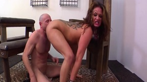 Tattooed and big tits Tory Lane rimming