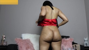 Big ass female in her lingerie uncensored plowed hard