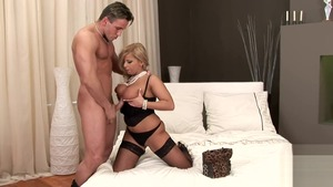 MILF Lucy Love fucked anal