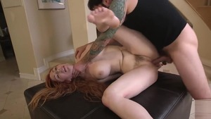 Submissive BDSM escorted by Lauren Phillips in HD