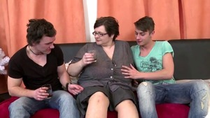 Big butt mature taboo group sex