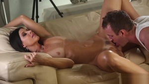 Small tits Arabian brunette India Summer digs nailed rough HD
